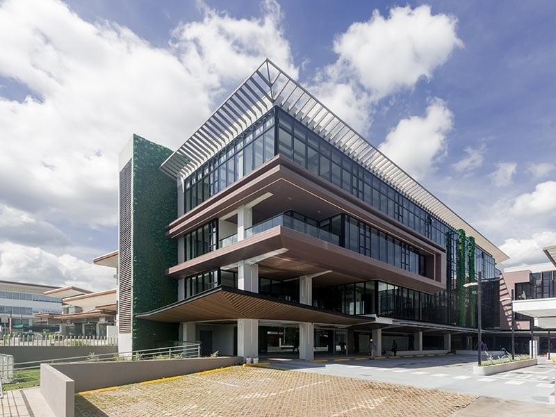 Plaza Amara-Betcris Offices